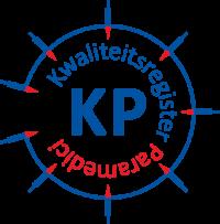 Logo Kwaliteitsregister Paramedici